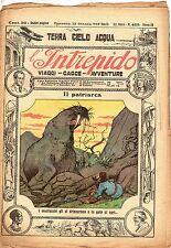 rivista L'INTREPIDO ANNO 1928 NUMERO 426