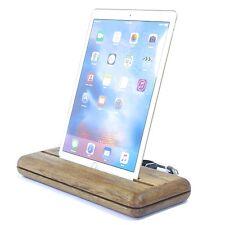 DESIGN Docking Station COSMO Eichenholz Ladestation Tischlader Apple iPad Pro