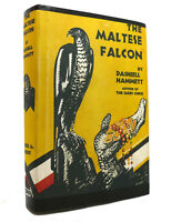 Dashiell Hammett THE MALTESE FALCON  1st Edition Thus 1st Printing