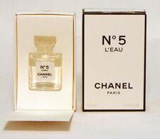 CHANEL Nº 5 L' EAU 1,5 ml. 0.05 fl. oz. NEW Eau de toilette Mini micro perfume