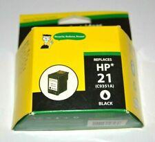 HP 21 black Inkjet Cartridge For Dummies Replaces HP 21 New