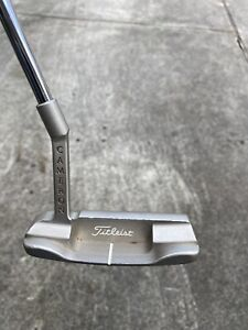 Titleist Scotty Cameron Pro Platinum Newport Mid Slant Putter 35 Inches!