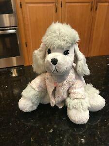 "GIGI PUPPY DOG The Heritage Collection By Ganz Soft PLUSH STUFFED ANIMAL 12"""