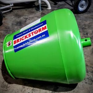 Cement Mixer Bowl for Dingo/Bobcat with Hydraulic Auger Drive, 100L mix capacity