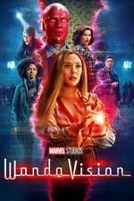 WandaVision Movie Poster Photo Art Print 8x10 11x17 16x20 22x28 24x36 27x40 B