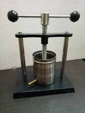 Tincture Press 1 Liters Lab Equipment, Lab & Life Science