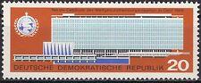 DDR Mi.-Nr. 1178 postfrisch 20 Pf. Einweihung WHO-Verwaltungsgebäude