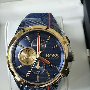 Hugo Boss Mens contemporary sports 1513706 Watch new with warranty