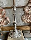 GORHAM DUCHESS CHANTILLY STERLING CANDLESTICK MARKED 750 AND SERIAL NUMBER