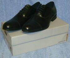 Size 11, Black, Kenneth Cole Unlisted Steel-Home Men's Shoes st-eel