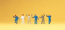 Preiser 79105 Steeplejacks (Pk6) N Gauge Figures