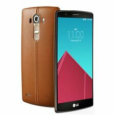 LG H818P G4 Leather Brown 32GB 16MP 4G LTE EXPRESS SEALED Smartphone