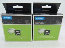 DYMO RETURN ADDRESS LABEL/ 25MM X 54MM/ 1 ROLL PER BOX/ 500 LABELS (SD11352)