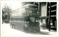 Trolley Bus 611 Moorgate EXY48     RH.213
