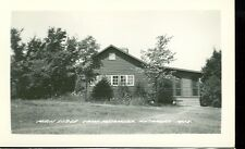 METAMORA,MICHIGAN-MAIN LODGE-CAMP METAMORA-RPPC--(MICH-MMISC)