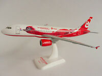 AIR BERLIN TOPBONUS MILO Airbus A320-200 1/200 Limox Wings AB09 A320 airberlin