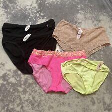 Victorias Secret Panties lot size Medium New with tags Multi Panty Styles