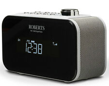 Roberts Ortus 2 Dab/dab /fm Digital Alarm Clock Radio - White