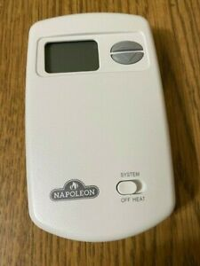 EMERSON  NON PROGRAMMABLE HEAT ONLY THERMOSTAT