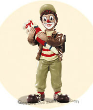 Gilde Clown 35066 Paul Schulanfänger mit brauner Jacke neu OVP