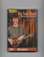 SAM BUSH MANDOLIN METHOD 2 DVD SET *NEW*