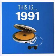 CD*THIS IS...1991**HITPARADE 1991***NAGELNEU & OVP!!