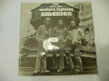 "AMERICA""VENTURA HIGHWAY-disco 45 giri WB Italy 1972"""