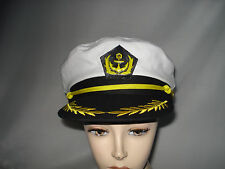 Space Battleship Yamato Captain Okita Cosplay Hat Movie Version StarBlazer