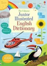 Junior Illustrated English Dictionary by Hannah Wood, Felicity Brooks (Paperbac…