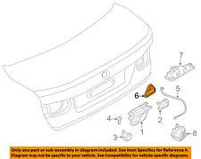 BMW OEM 07-16 328i Trunk Lid-Emergency Handle 51247056414