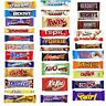 Huge 21 Bar Assorted Chocolate Box Hamper Cadbury Lindt Nestle/6 Tiptree & toast