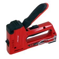 4 in 1 Staple Gun Stapler Heavy Duty CarpetsUpholstery Wiring Roofing Insulation