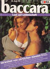 CORA BACCARA BAND 739 25.08.1993 BARBARA McCAULEY VERWÖHNT VON ZÄRTLICHEN HÄNDEN