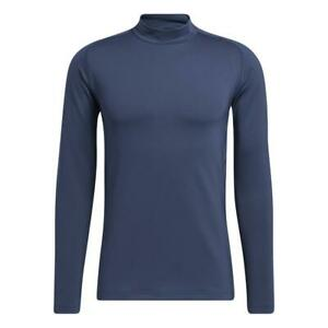adidas Golf Sport Performance Recycled Content COLD.RDY Baselayer (Crew Navy)