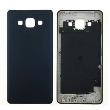 UK Replace Housing Frame Metal Battery Back Cover For Samsung Galaxy A5 Black