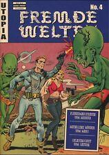 Fremde Welten Nr. 4   -  ilovecomics Verlag -    ilc-3