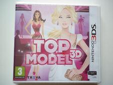 Top Model Jeu Vidéo Nintendo 3DS