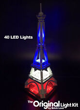 LED Lighting kit for LEGO ® 21019 Architecture The Eiffel Tower