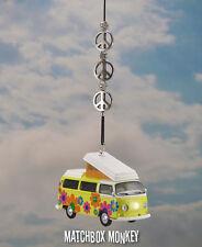 Volkswagen Samba Bus Westfalia Van Camper VW T1 T2 Mirror Hanger Ornament Hippie