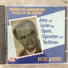 PETER ANDERS: Arien und Lieder (CD Weltbild 701862 F2 / OVP)