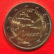 Portugal 2 euro 2011 - 500. cumpleaños Fernão Mendes Pinto-banco recién/UNC.