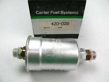 BOSCH # 0450905003 Carter 420-028 Fuel Filter