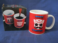 Transformers Robots in Disguise, heat change ceramic mug 9.5cm  300ml Hasbo