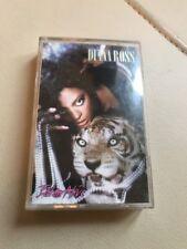 Original Album Cassette Album - Diana Ross - Eaten Alive - 1985 Capitol Records