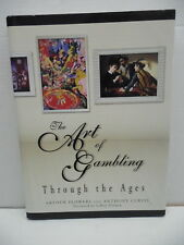 Art Of Gambling Through Ages Photo Book LeRoy Neiman Foreward Cezanne Picasso