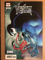 Venom #2 (2018) 1:25 Sam Keith Variant NM Cates Stegman Knull Marvel Comics MCU