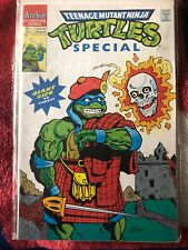 TEENAGE MUTANT NINJA TURTLES ADVENTURES SPECIAL Fall 1993 NM Condition
