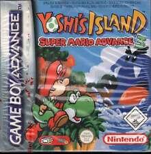 Yoshi's Island: Super Mario Advance 3 GameBoy Adevance GBA Sig 0045496731861