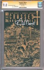 Crossed +100 Gold Foil Green Leather -  CGC SS 9.8 - signiert von Alan Moore