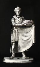 Justinian 'the Great'. Byzantine Emperor KIT Tin toy soldier 54 mm. metal